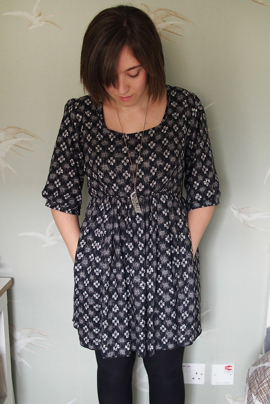 Simple Smock Frock What Katie Sews Stunning Smock Dress Pattern