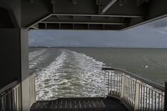 Leaving Isle Texel
