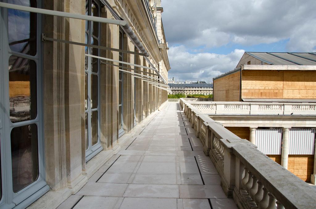 Le balcon Montpensier