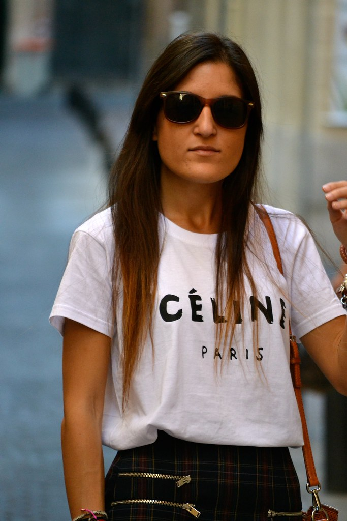 t shirt celine paris 7