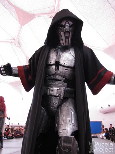 Sith Acolyte intimidando