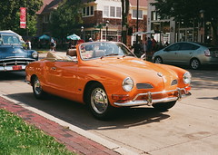 mercedes-benz 190sl(0.0), compact car(0.0), automobile(1.0), volkswagen(1.0), vehicle(1.0), automotive design(1.0), subcompact car(1.0), antique car(1.0), sedan(1.0), classic car(1.0), vintage car(1.0), land vehicle(1.0), volkswagen karmann ghia(1.0), sports car(1.0), motor vehicle(1.0),
