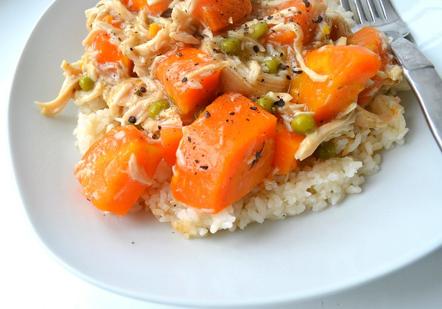 Chicken & Carrots
