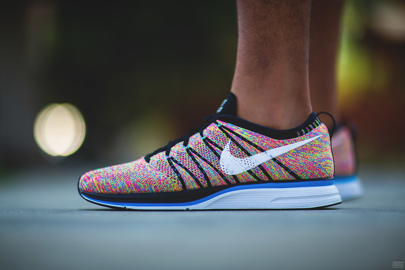 Nike Flyknit Trainer - Multicolor