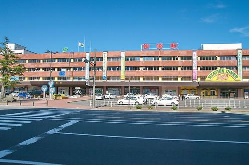 【写真】釧路駅