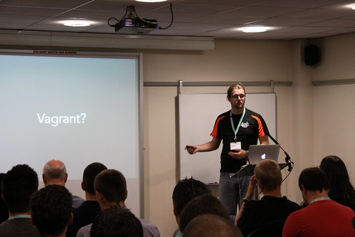 Michael Heap's Vagrant and Ansible Talk