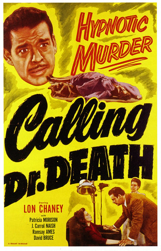 Calling Dr. Death by paul.malon