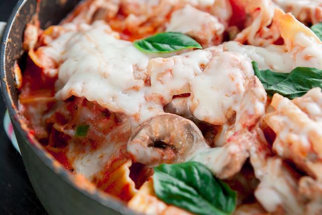 Easy Cheesy Lasagna SkilletIMG_7440