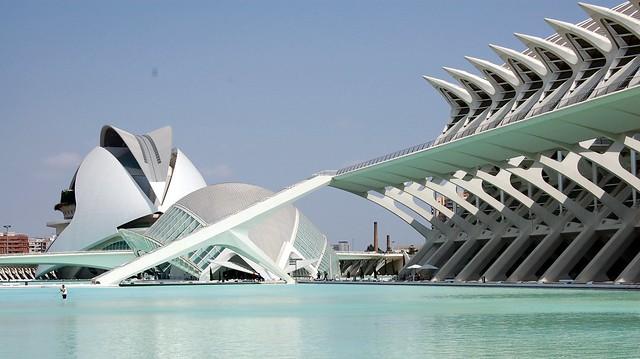 Valencia | Cidade de Artes e das Ciências