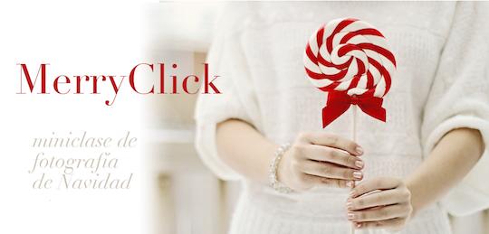 Merry Click by Jackie Rueda