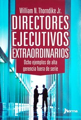 Directores ejecutivos extraordinarios, de William N. Thorndike, Norma