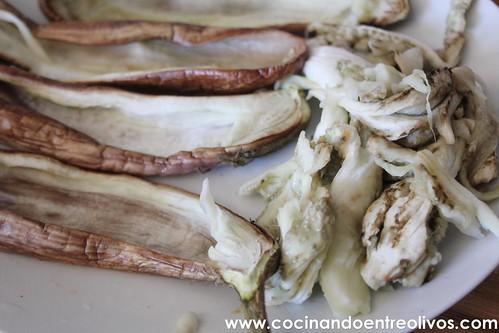 Berenjenas rellenas de Arroz Thai Sundari (6)