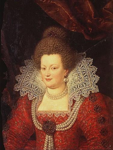 Maria de' Medici regina di Francia Date 17th century