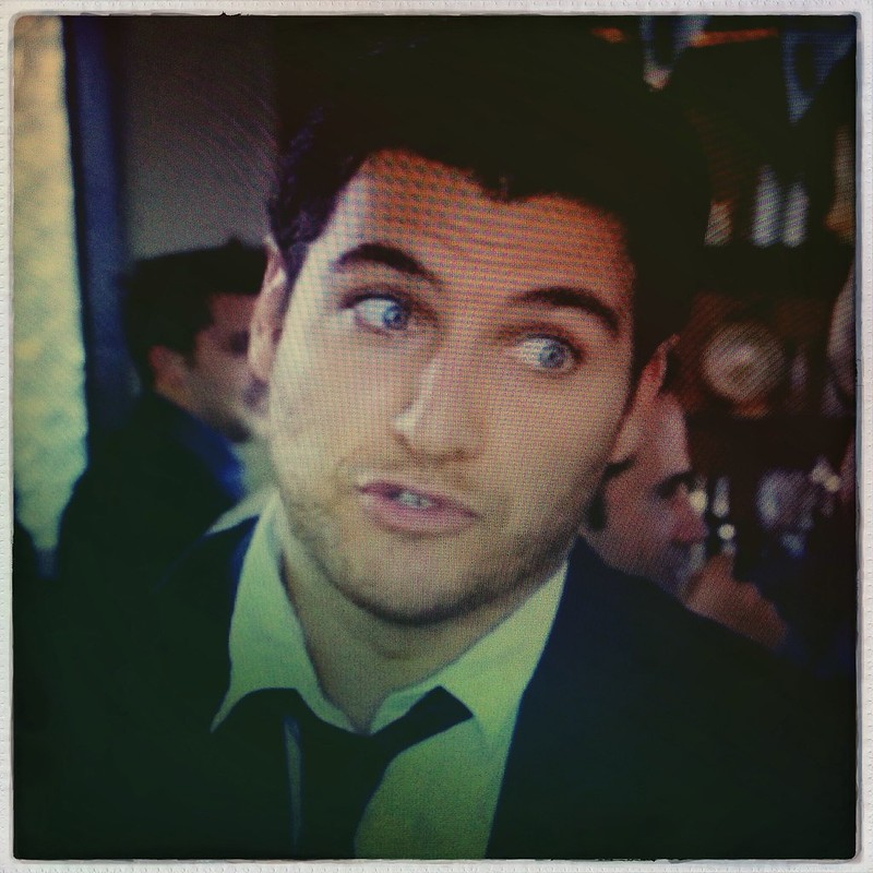 Max from Happy Endings