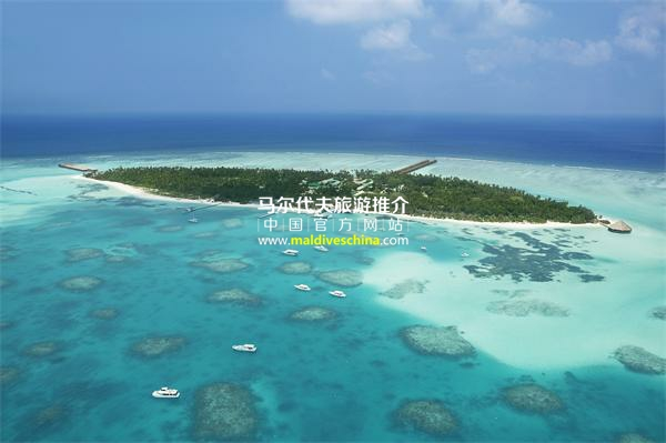 美禄岛(Meeru Island Resort)全景