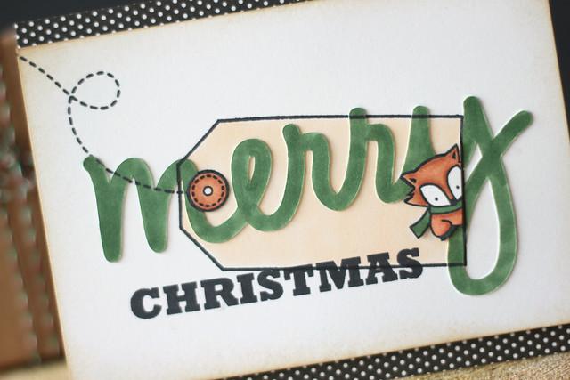 merry *foxy* christmas