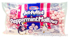 Kraft Jet-Puffed Peppermint Mini Mallows