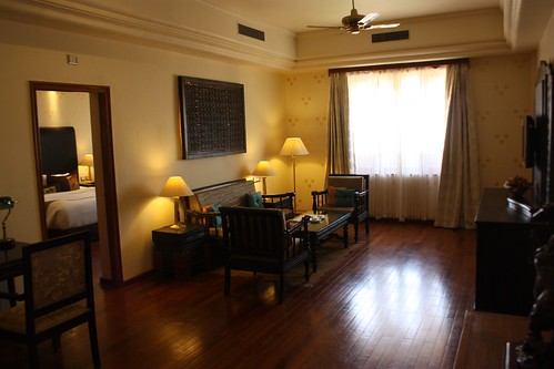 our suite at Suryagarh