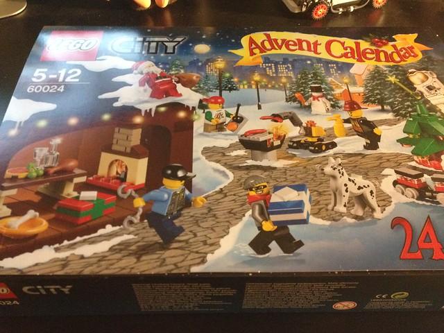 Calendrier De L Avent Lego Star Wars Carrefour.Afficher Le Sujet Review 60024 Calendrier De L Avant