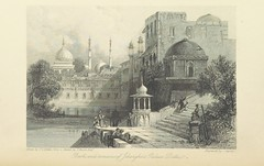 """British Library digitised image from page 74 of """"The Orientalist; containing a series of tales, legends, and historical romances ... With engravings by W. and E. Finden, from sketches by the author, and Captain Meadows Taylor"""""""