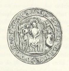 Image taken from page 11 of 'L'Abbaye de Notre-Dame-de-Lône et ses succursales de l'ordre de Cluny, étude historique d'après les documents originaux, avec carte et plan des lieux'