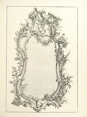 Image taken from page 201 of 'Old English and French ornaments; comprising 244 Designs ... by Chippendale, I. Jones, Johnson, Lock, and Pether ... Collected and republished by J. W'