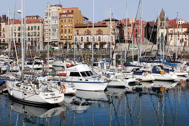 Asturias puerto deportivo de gij n 06 11 2013 flickr - Puerto deportivo gijon ...