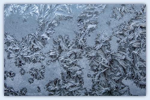 ice frost window jackfrost frostonwindow wisconsin texture random carwindow cold weather coldweather stevenspoint stevenspointwisconsin blue icecrystals crystals