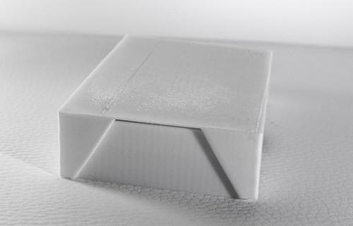 gedruckter Kartenhalter
