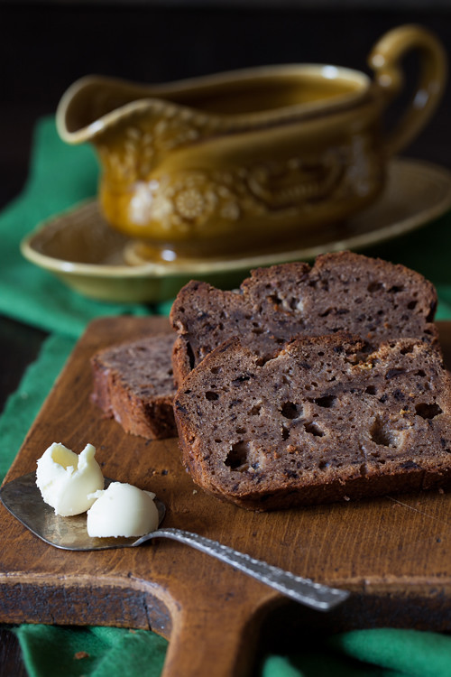 Chocolate Banana Bread 3