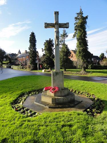 Cross at Alfrick