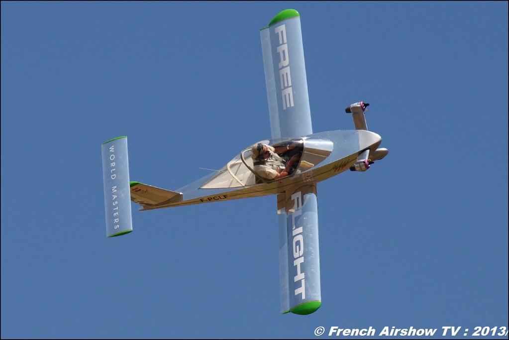 CRI CRI: Free Flight au Free Flight World Masters Valence 2013 par bleu ciel airshow 2013,