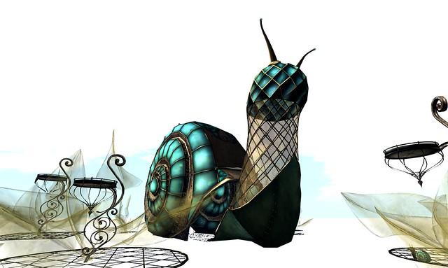 Sleepy Snail - 04