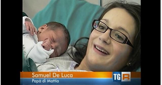 mattia primo nato polignano 2014