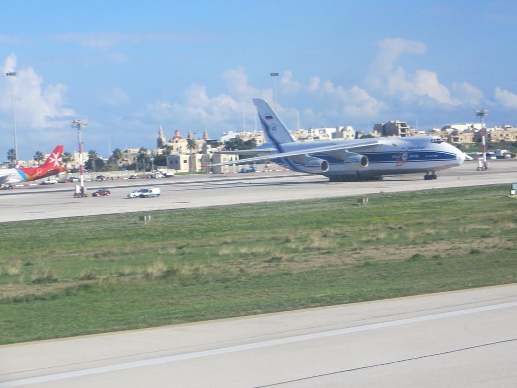 Malta (Valletta/Luqa) Airport (MLA / LMML) 11718364086_c3452d994c_b