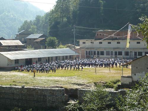 terse school