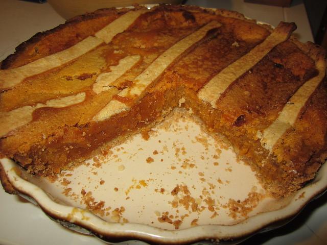 Butternut Squash Pie - Pic 2