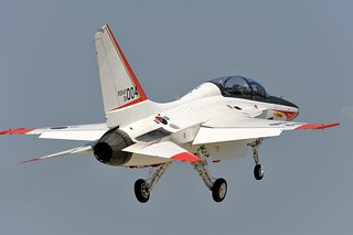 T-50 Golden Eagle Demo flight