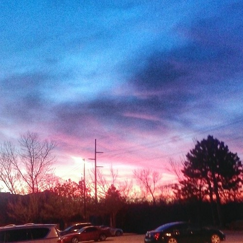 #dawn #tulsa #oklahoma #igersok #best_skyshots