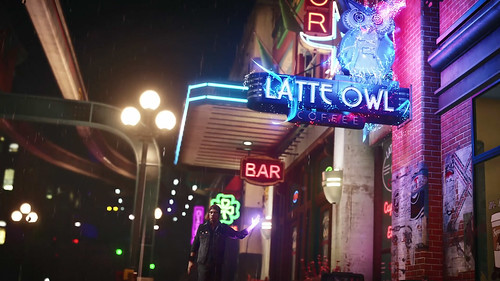 Latte Owl