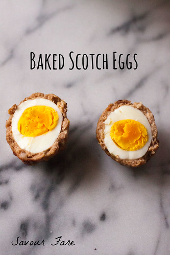 Baked Scotch Eggs TXT