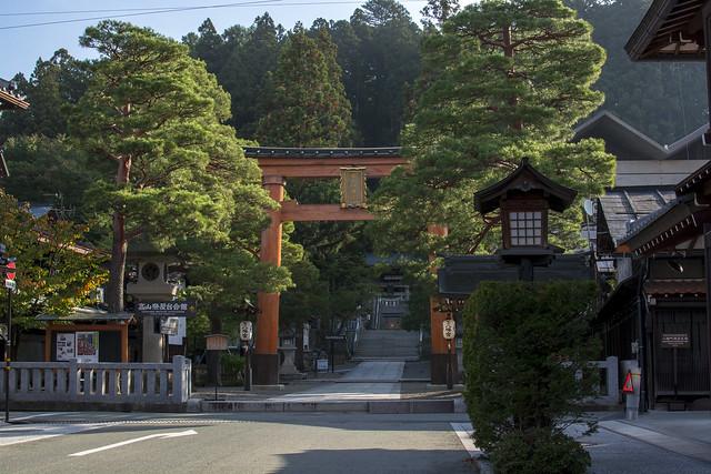Sakurayama Hachiman-g?
