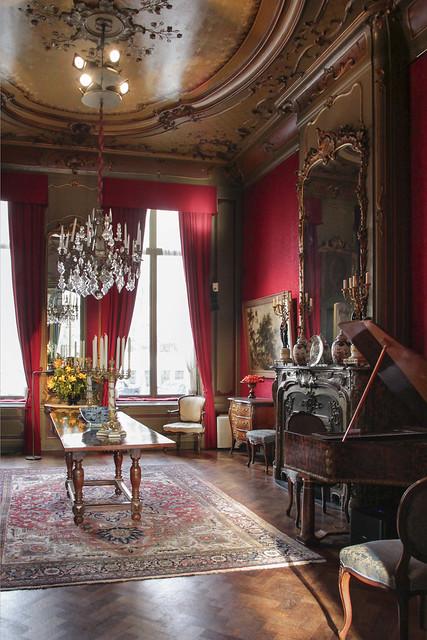 Museum Geelvinck Hinlopen Huis - Amsterdam