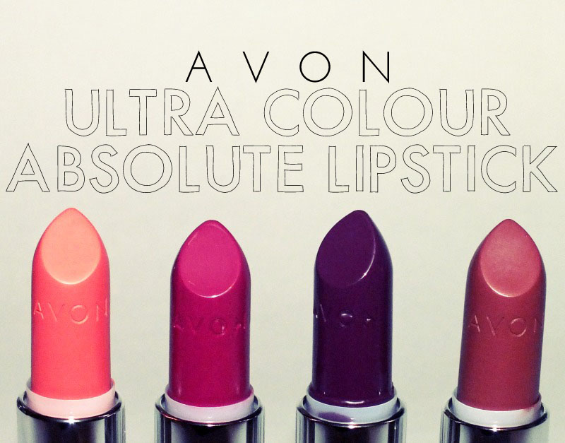 Avon Ultra Colour Absolute Lipstick I Know All The Words