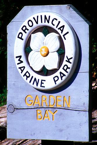 Garden Bay Marine Park, Pender Harbour, Sechelt Peninsula, Sunshine Coast, British Columbia, Canada