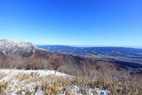 藤原岳御嶽など