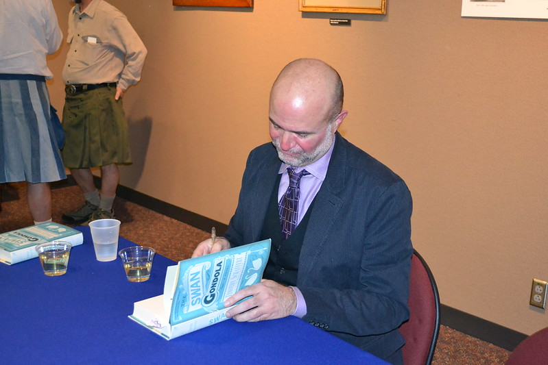 Trans-Mississippi Expo Exhibit & Timothy Schaffert Book Launch Party