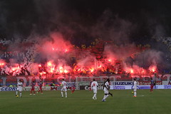 Steaua-Dinamo, atmosfera 1