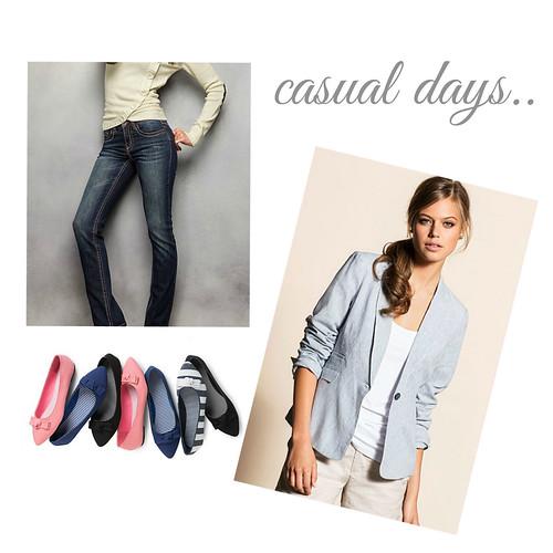 Casual women's fashion