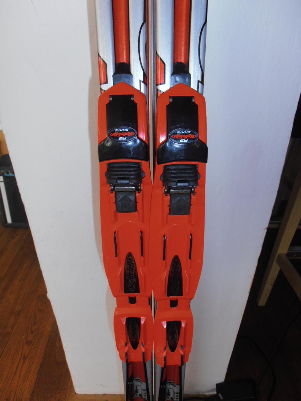 bfab384ad4f Běžky skate ATOMIC RS II - Bazar - Běžky.net